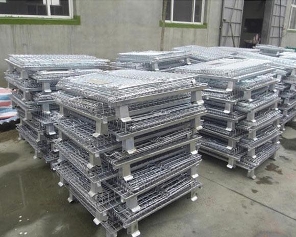 扬州折叠式仓储笼